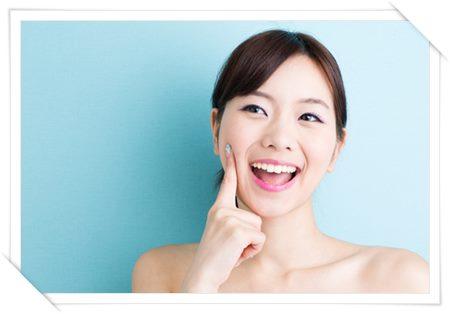 理想通りの印象(顔)に近づける為の顔痩せ方法04