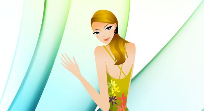 春のトレンド、花柄・ネオンカラー・ハワイアンプリントで流行女子!