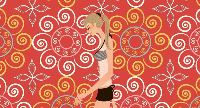 妊娠後に体型が変わる人続出!妊娠は体型の分かれ道!どうしたら綺麗ママでいられる?
