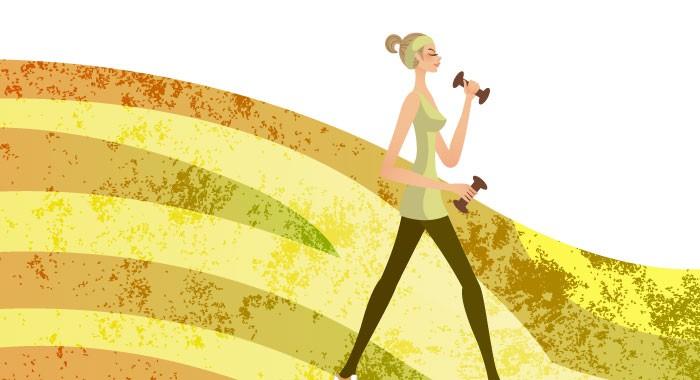 スリムなカラダを維持したい!ウォーキングダイエットで、スリムな体を維持できる?