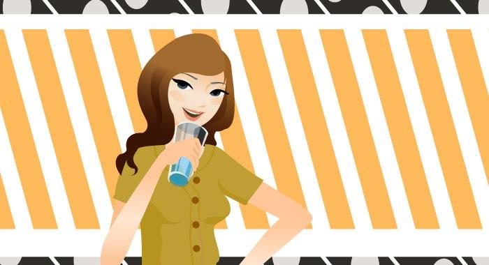 飲み物の温度がお肌にどのように影響するか知っていますか?美肌づくりの為に
