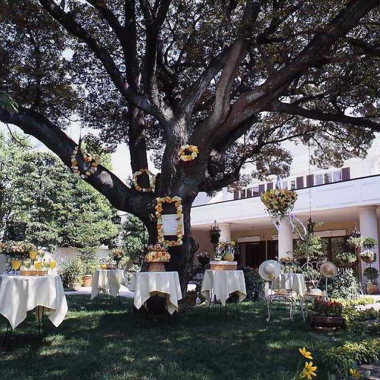 ゲストハウスで結婚式