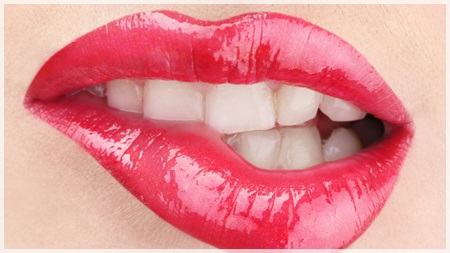 唇は性感帯