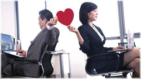 職場恋愛について