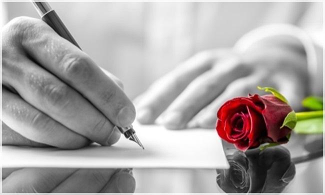 彼に気持ちが伝わる手紙の書き方教えてください。彼氏を感激させたいです。