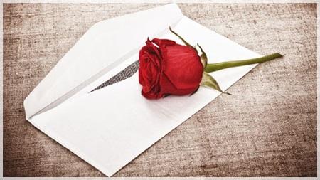自分の気持ちやイメージに合った便箋を使う