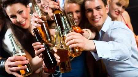 飲み会の参加率