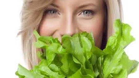 緑色野菜で頭を良くする