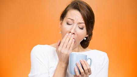 ハーブティやノンカフェインのお茶でのんびり