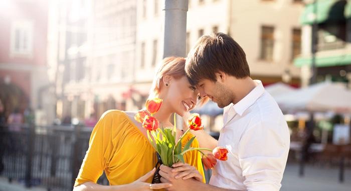 デート中のキス