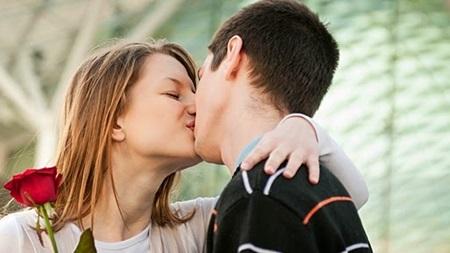 いきなりのキス