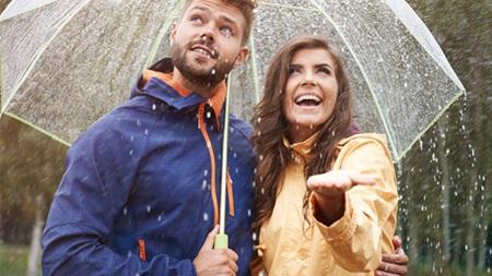 男女による雨の日デートに対する意識の違い