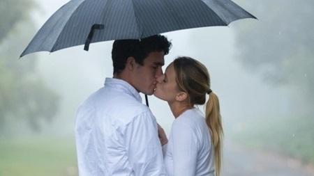 映画に見られる、「雨キス」のときめき