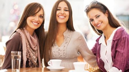できない理由 女性同士の集まりばかり参加する