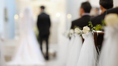 自分が結婚式を挙げるくらいの気持ちで貯金する