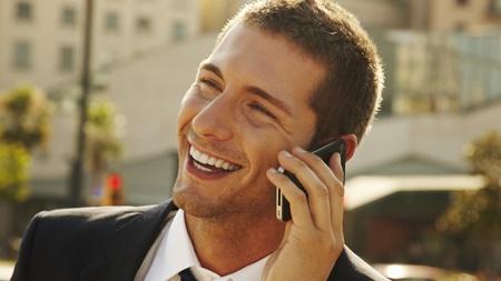 電話は特別?