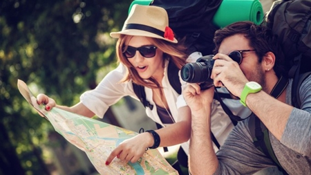 彼氏との旅行を記録しよう
