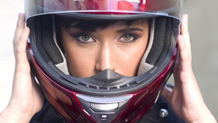 バイクが趣味な女性はかっこいいイメージ