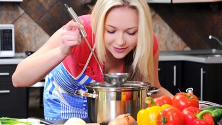 料理が趣味な女は人気