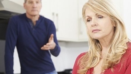 性格の違いからの熟年離婚