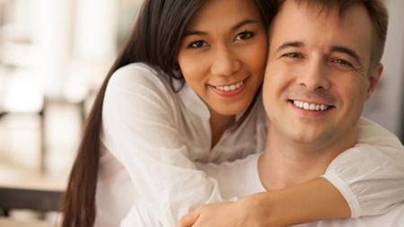 国際結婚の増加