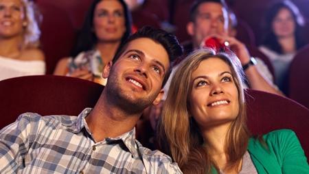 定番の映画館