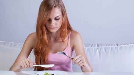 食が細くて体重が増えない