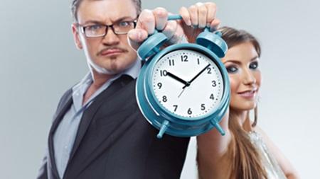 時間の主導権を握る