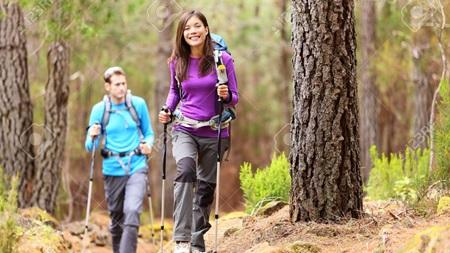 今日はハイキング!