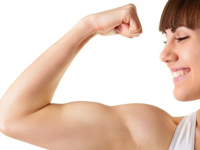 筋肉女子はなぜモテるのかその理由