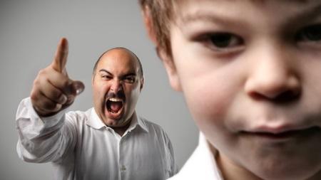 子供に対しての暴言