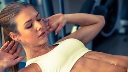 筋肉女子はストレスに強い