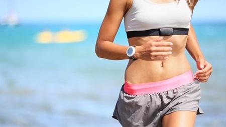 筋肉女子はポジティブ