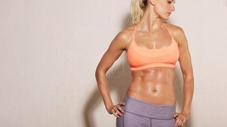 筋肉女子は健康