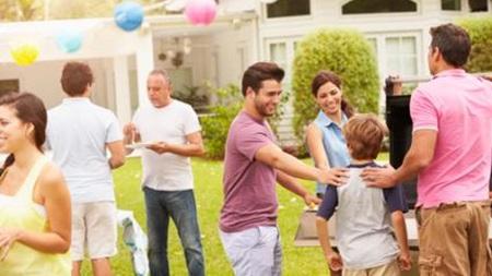 自分だけでなく、家族や友達も大切にしてくれる人